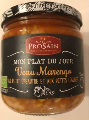 Veau marengo - Product - fr