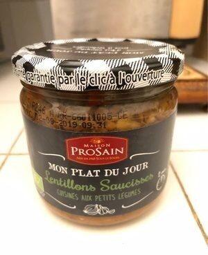 Epicerie / Plats Et Produits Cuisinés / Plats Préparés Bio - Product - fr