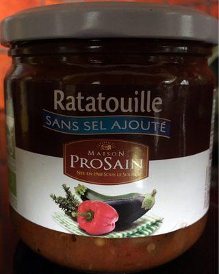 Ratatouille sans sel ajouté - Product - fr