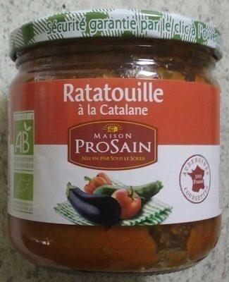 Ratatouille à la Catalane - Product - fr