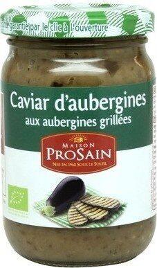 Caviar D'aubergine Grillee - Prodotto - fr