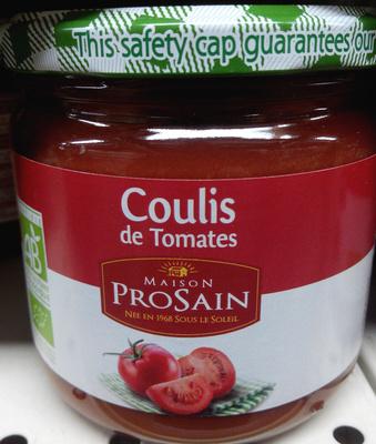 Coulis de tomates - Produkt - fr