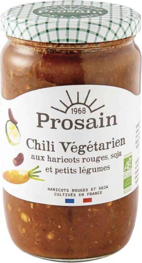 Chili recette végétarienne - Produit - fr