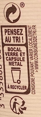Cassoulet supérieur de canard et saucisse de Toulouse - Recyclinginstructies en / of verpakkingsinformatie - fr