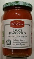 Sauce Pomodoro Tomates coeur de boeuf - Produit - fr