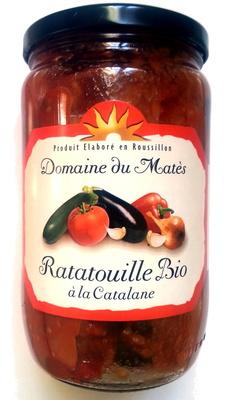 Ratatouille Bio à la Catalane - Produit