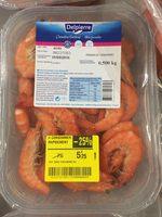 crevettes entières - Product - fr