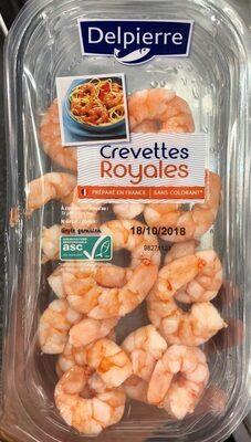Crevettes royales - Product - fr