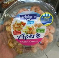 Apéro L'Apéri Crevett' - Product - fr
