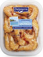 Crevettes Sauvages Madagascar - Product - fr