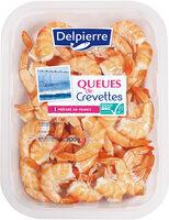 Queues de Crevettes - Product - fr