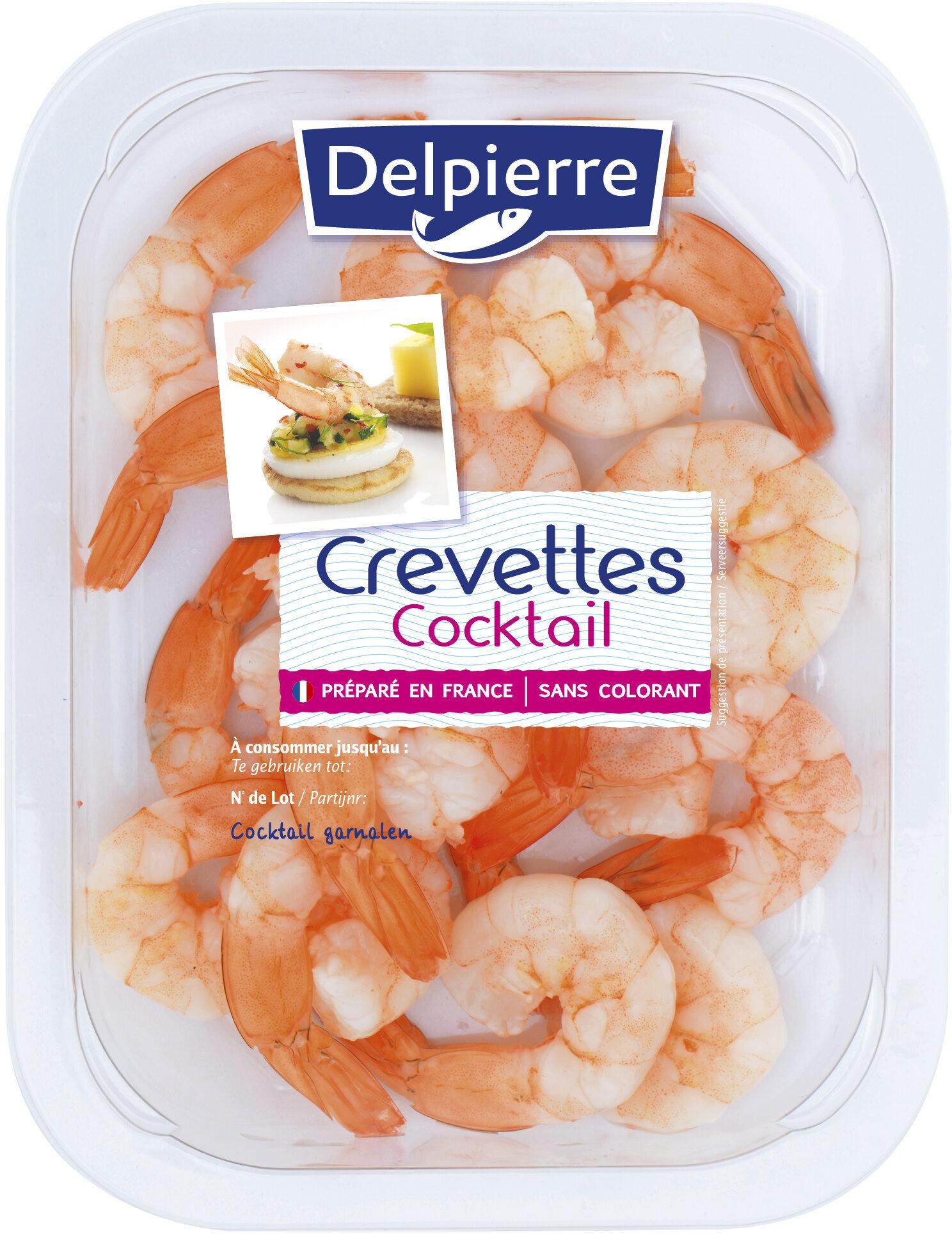 Crevettes cocktail - Product - fr