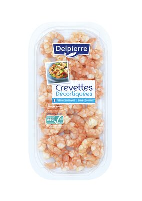 Crevettes décortiquées nature - 3
