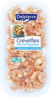 Crevettes décortiquées nature - Product - fr