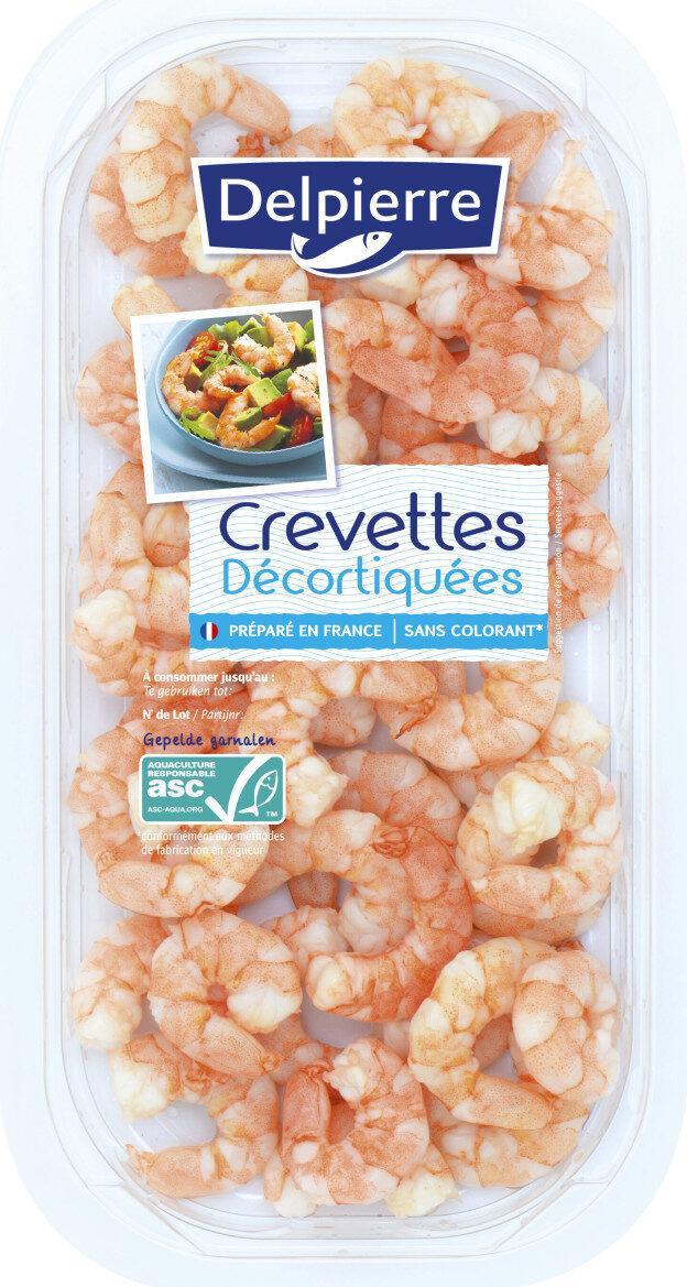 Crevettes déjà décortiquées - Product - fr