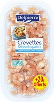 Crevettes decortiquées - Product - fr