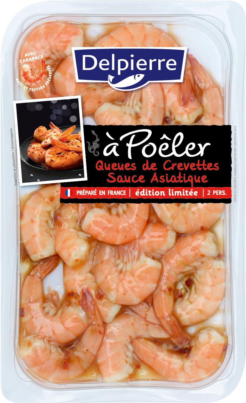 Queues de Crevettes Sauce Asiatique - Product - fr