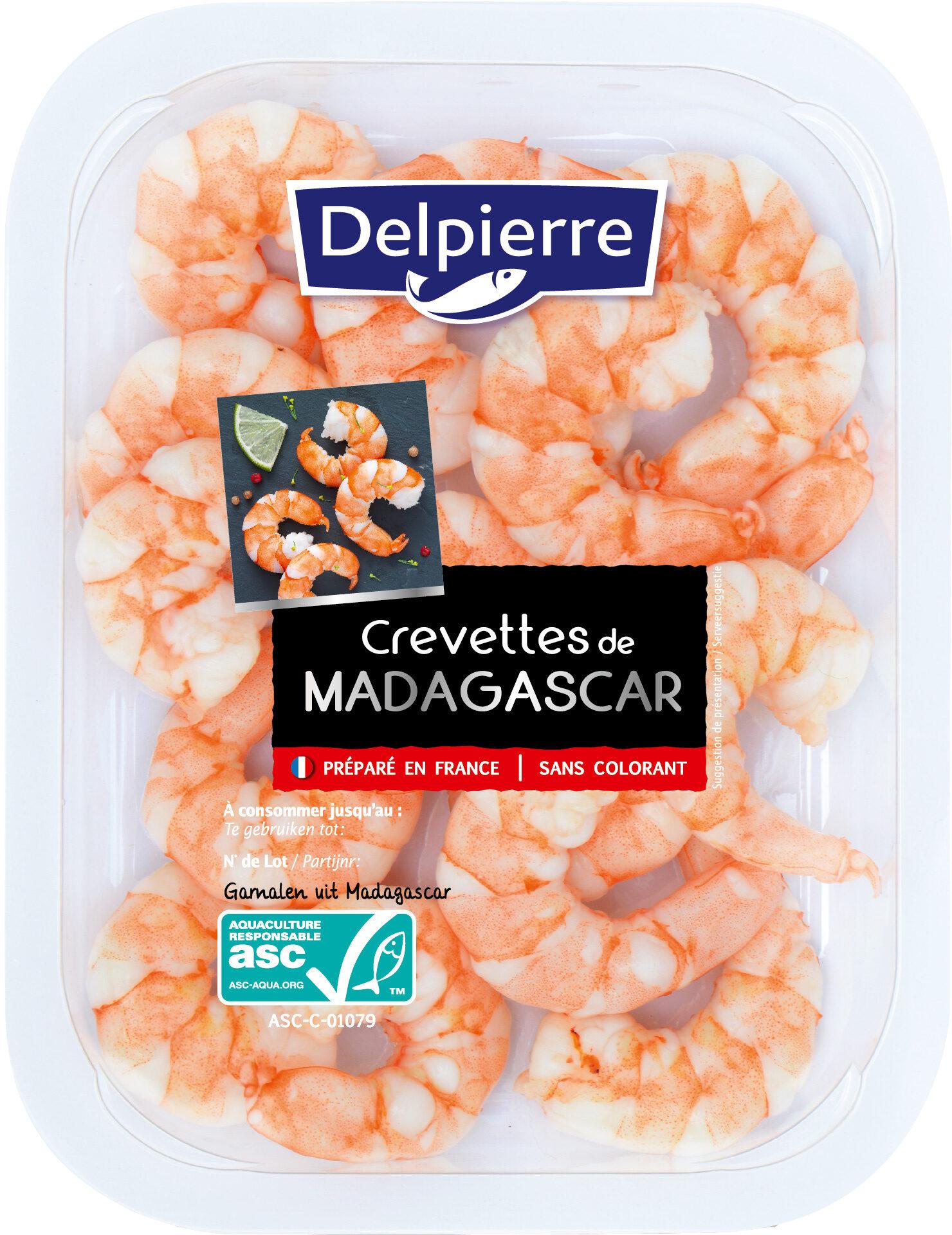 Crevettes décortiquées Madagascar - Product - fr