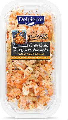 Crevettes Wok - Product - fr
