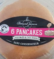 6 Pancakes, La Barquette De 132 gr - Product