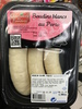 Boudins blancs au Porto - Product