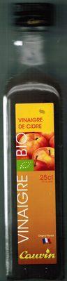 Vinaigre de Cidre Bio - Produit