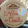L'Affiné au Chablis (22% MG) - Produit