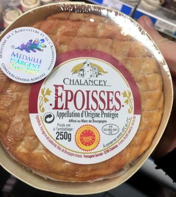 Époisses affiné au marc de Bourgogne - Product - fr