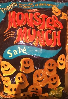 Monster munch salé - Product