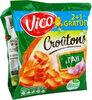 Vico Croutons Ail 2X90G +1 Gratuit - Produit