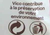 La classique nature 135 g - Istruzioni per il riciclaggio e/o informazioni sull'imballaggio - fr