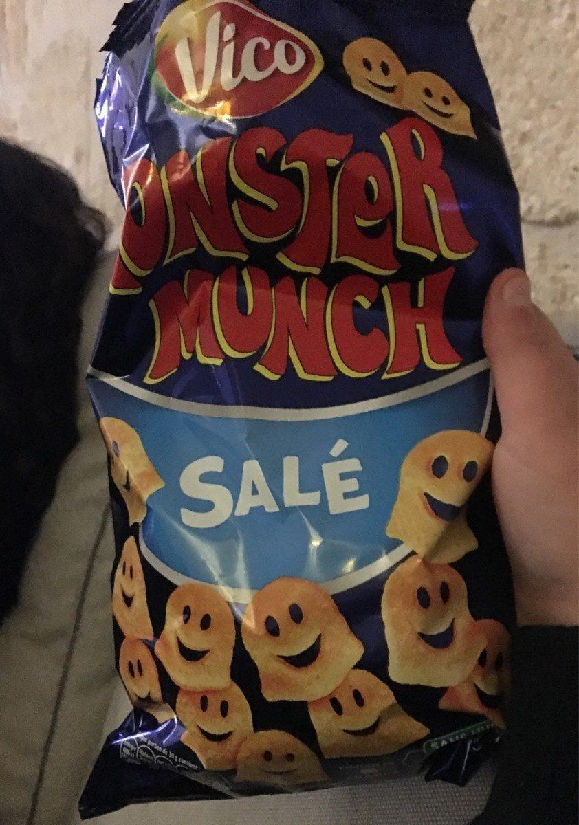 Monster Munch Salé - Product