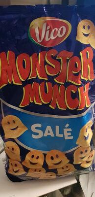 Monster Munch Salé - Prodotto - fr