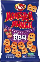 Monster Munch - goût BBQ - Produit - fr