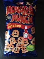 Monster munch goût ketchup - Prodotto