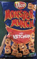 Monster munch goût ketchup - Product