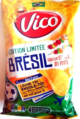 Chips Saveur Grill do Rio - Product