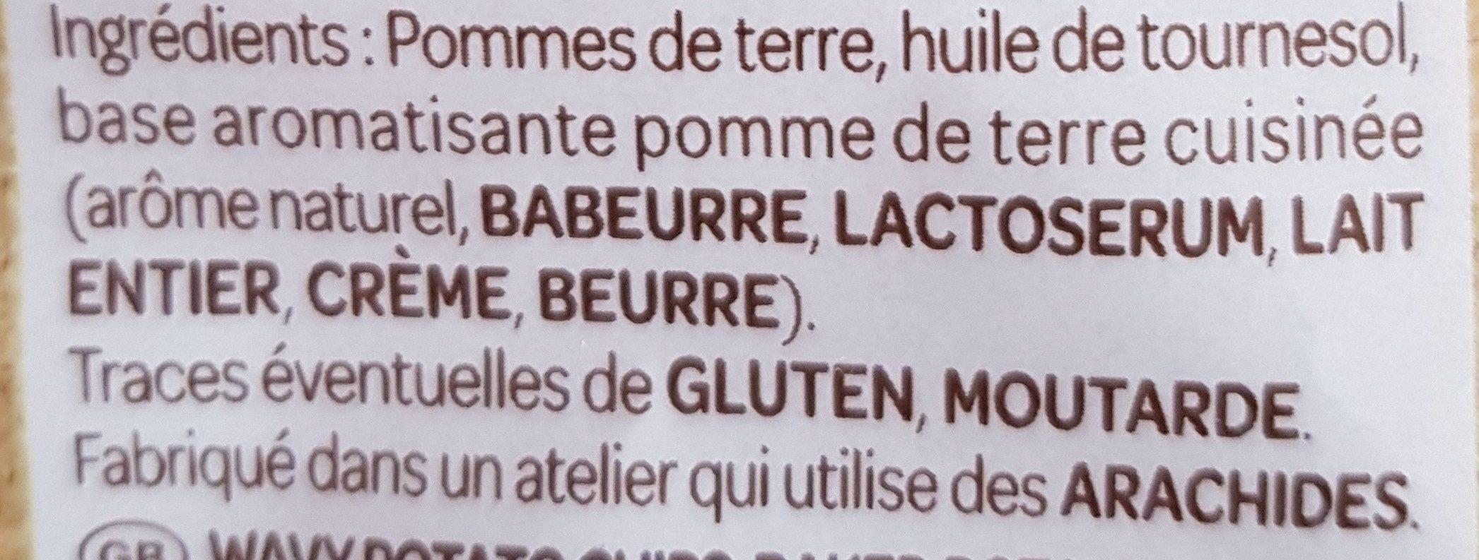 L'Originale - La Gourmande - Ingredients - fr