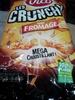 Les Crunchy Goût Fromage - Produit