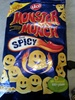 Monster munch goût spicy - Produit