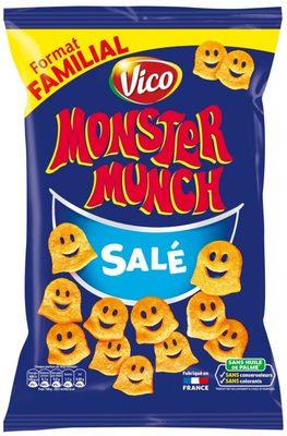 Monster Munch Goût Salé 135g - Produit - fr