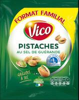 Pistaches au sel de guerande - Product - fr