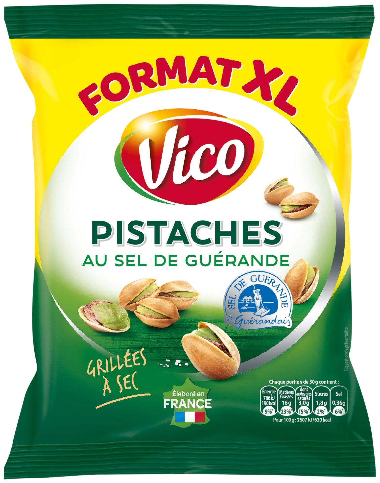 Pistaches au sel de Guérande - Product