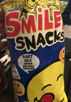 Smiley snaks - 产品 - fr