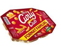 Curly Club - Format familial 135 g - Produit