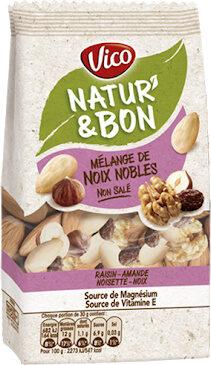 Mélange de noix nobles non salé - Product - fr