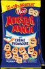 Monster Munch goût Crème Fromagère (lot de 2, +10% gratuit) - Produit