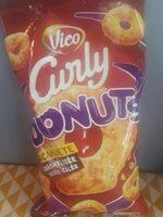 Curly donuts - Produit - fr
