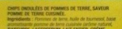 Gourmande l'Originale - Ingrediënten