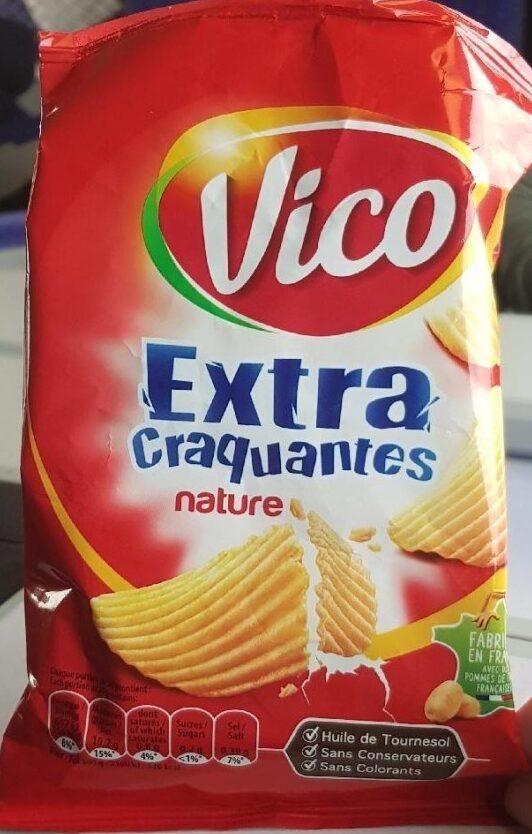 Extra craquantes nature - Product